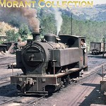 Turkish industrial steam, July 1977.  Location not stated. [Mike Morant collection]
